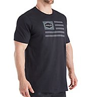 Hurley Homeland USA Flag T-Shirt MTS2442