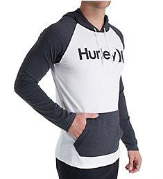Hurley One & Only Raglan Sleeves Jersey Hoodie MTS2551