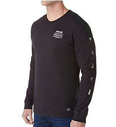 Hurley Pendleton Tee Pee Premium Long Sleeve T-Shirt MTS2581