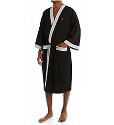 Jockey Waffle Weave Kimono Robe 2312100