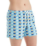 Jockey Poppy Waves Printed Boxer 3371093