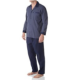 Jockey Woven Broadcloth Stripe Pajama Set 6899427