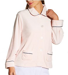 KayAnna Ultra Soft Velour Bed Jacket N05400
