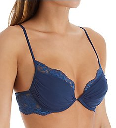 La Perla Tres Souple Lace Trim Push Up Bra 04321