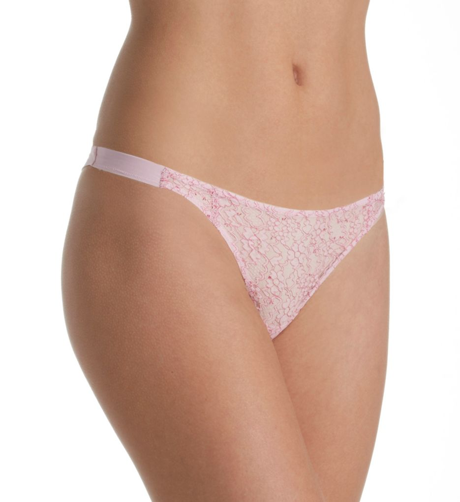 La Perla Binary Garden Thong Panty 22668