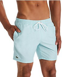 Lacoste Mesh Lined Cotton Blend Swim Trunk MH6822-51