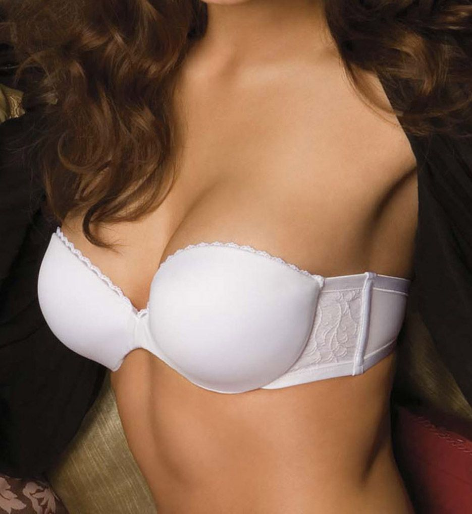 Lily Of France Gel Touch Strapless Bra 2111121