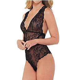 Lily Of France Lace Plunge Bodysuit 2157050