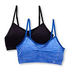 Lily Of France Seamless Comfort Bralette - 2 Pack 2171941
