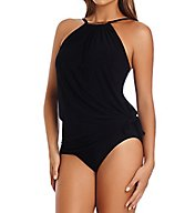 MagicSuit Golden Opportunity Underwire Swim Dress 6000712