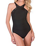 MagicSuit Rev It Bonnie Underwire High Neck One PC Swimsuit 6002462