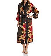 N by Natori Forbidden City Long Robe DC4125