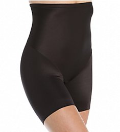 Naomi & Nicole Smooth Away Back Magic Hi-Waist Boyshort Panty 7118