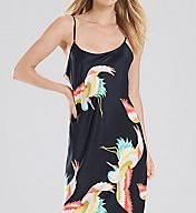 Natori Vemillion Gown D73044