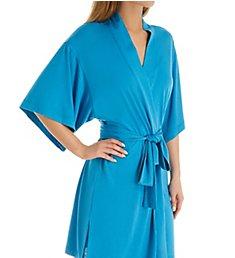 Natori Shangri-la Short Wrap Robe D74023