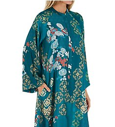 Natori Medallion Long Zip Caftan L70030