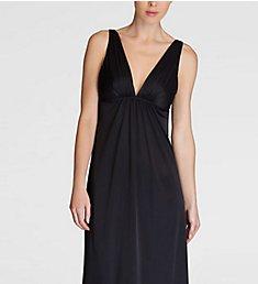 "Natori Aphrodite 52"" Solid Knit Gown L73167"