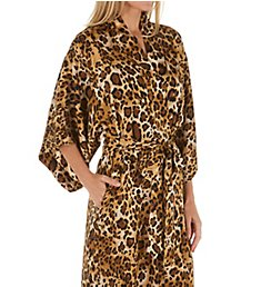 Natori Cheetah Long Robe L74011