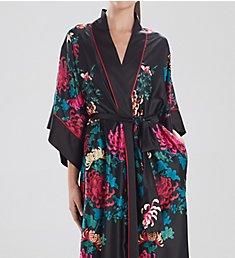 Natori Chrysanthemum Long Robe L74034