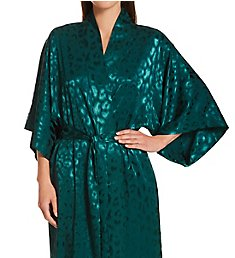 Natori Decadence Animal Long Robe L74058