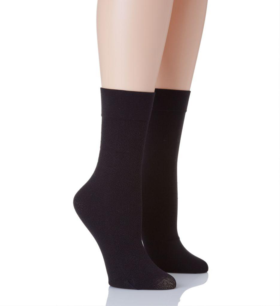 Natori Trouser Socks - 2 Pack NAT-750