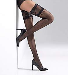 Natori Diamond Dot Thigh High NAT-802
