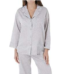Natori Cotton Sateen Leopard PJ V76027