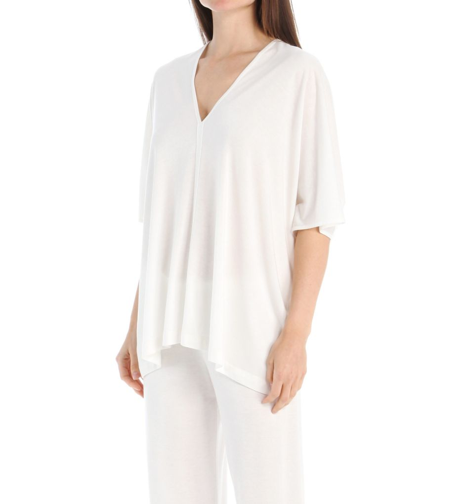 Natori Shangri-La Solid Tunic Pajama Set W76323