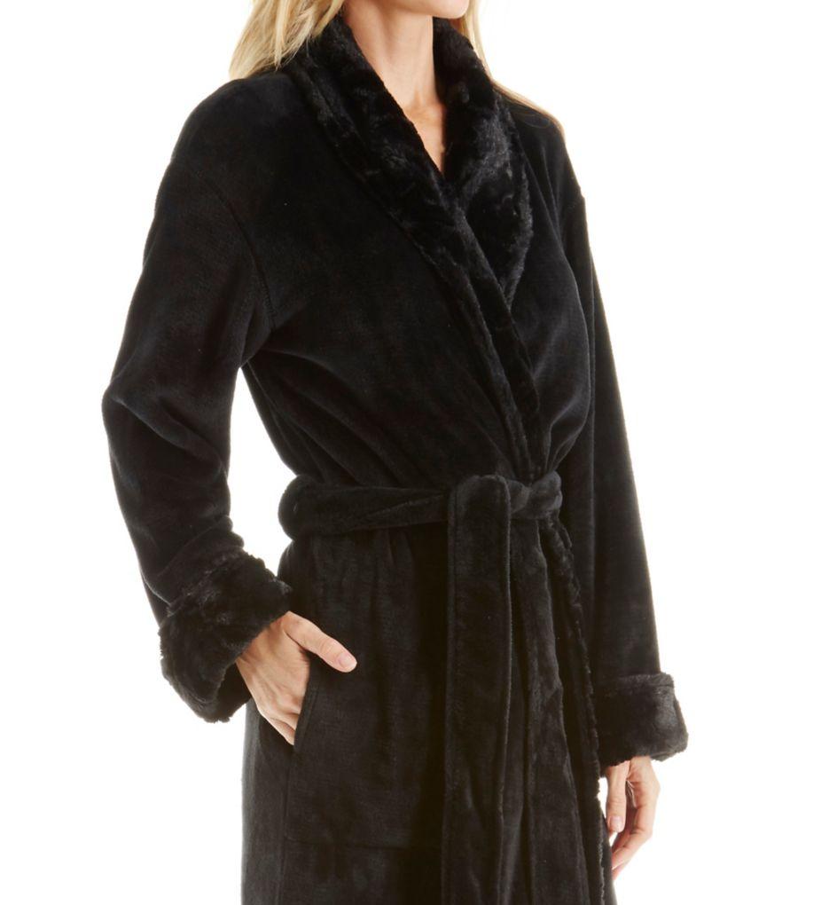 Natori Faux Fur Robe Z74046
