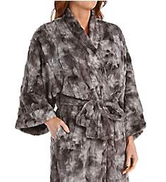 Natori Faux Fur All Over Fur Robe Z74446
