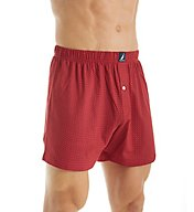 Nautica 100% Cotton Knit Boxer H60107