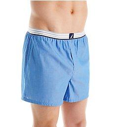 Nautica 100% Cotton Woven Boxer H64099