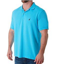 Nautica Pique Cotton Short Sleeve Deck Polo K51701