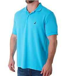 Nautica Pique Cotton Short Sleeve Deck Polo K51701