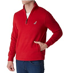 Nautica Fleece Long Sleeve 1/4 Zip Pullover k73172