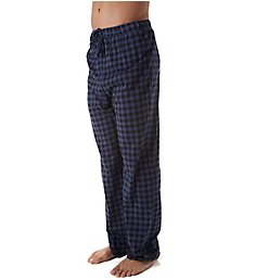 Nautica Sueded Jersey Plaid Lounge Pant KP32F6