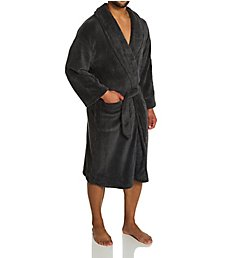 Nautica Marled Plush Robe KR01F0