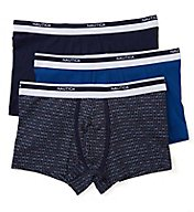 Nautica Cotton Stretch Trunks - 3 Pack N61323