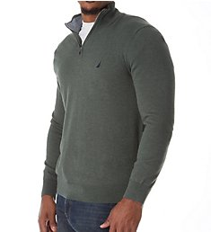 Nautica Big Man Cotton 1/4 Zip Sweater N83104