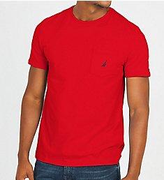 Nautica Tall Man Anchor Short Sleeve T-Shirt Q71050T