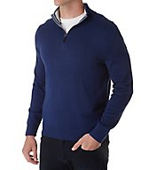Nautica Pima Cotton 1/4 Zip Sweater S73105
