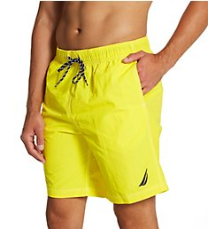 Nautica Quick Dry Signature Swim Trunk T71053