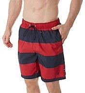 Nautica Striped Swim Trunk T71634
