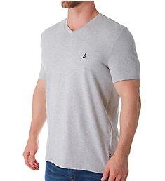 Nautica Short Sleeve V-Neck T-Shirt V71008