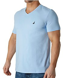 Nautica Short Sleeve V-Neck T-Shirt V71008