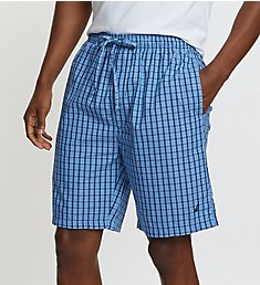 Nautica Anchor 100% Cotton Plaid Short WH43S5