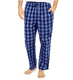 Nautica Anchor 100% Cotton Woven Sleep Pant WP23S8