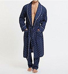 Nautica Anchor 100% Cotton Woven Robe WR25S8