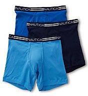 Nautica Cotton Boxer Briefs - 3 Pack X60304