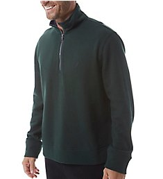 Nautica Big Man Fleece Long Sleeve 1/4 Zip Pullover Z63190